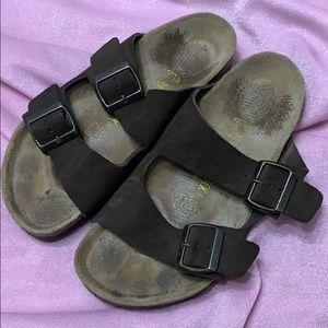 """Birkenstock sandals size 38"""""""